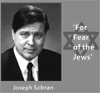 'For Fear of the Jews' (Audio CD)