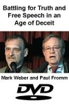 Battling for Truth and Free Speech in an Age of Deceit (DVD Video)